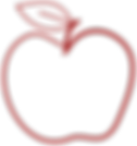 apple clip art turned red.png