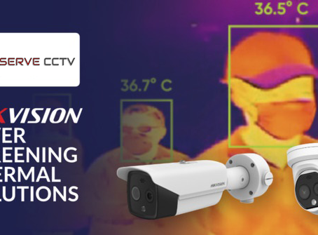 HIKVISION Fever Screening Thermal Solutions