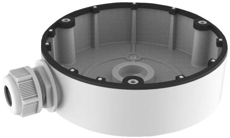 Power intake box for DS-2CD23** range of IP cameras