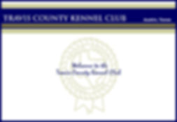 Travis County Kennel Club