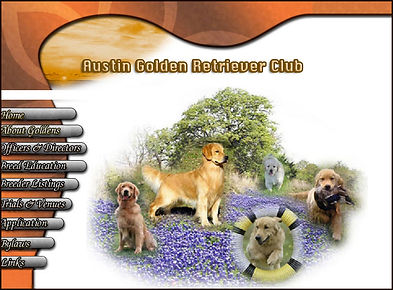 Austin Texas Golden Retriever Club