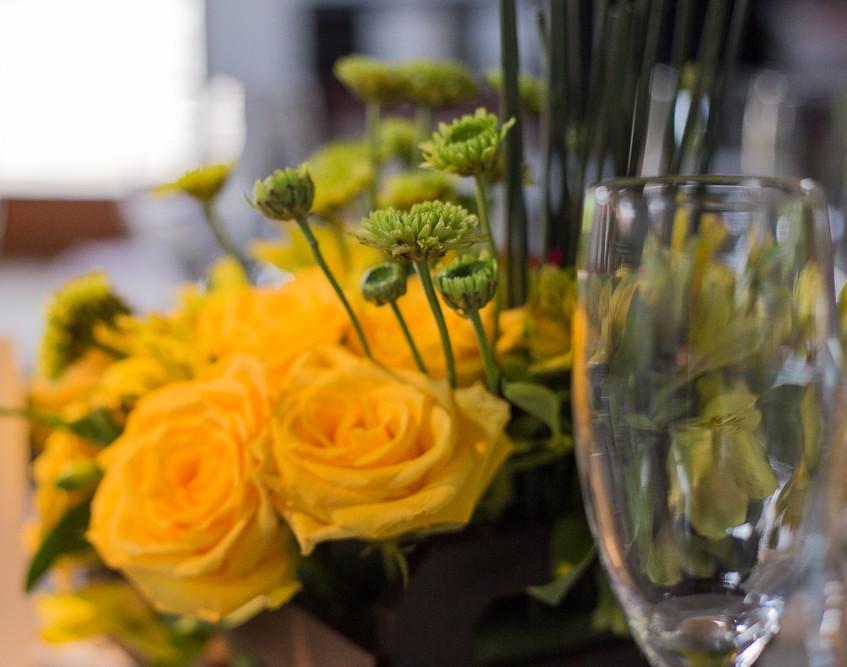 Quattro Fotografias - Rosas - Flores de Casamento