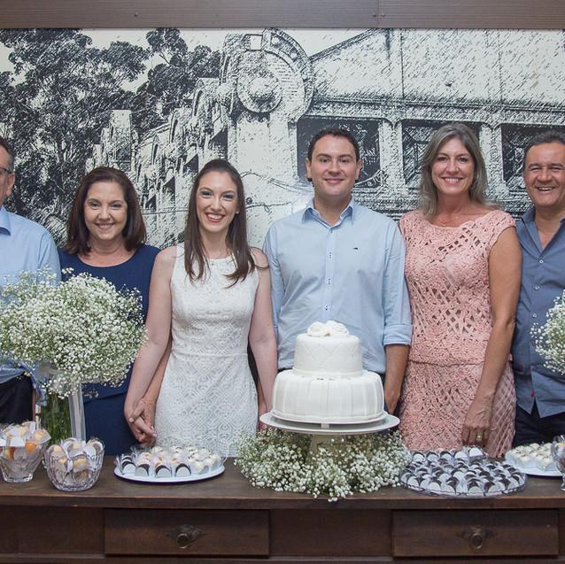 família, casamento, Quattro Fotografias