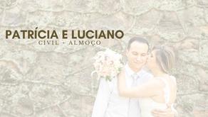 Patrícia e Luciano