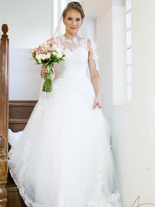 Vestido de noiva - Quattro Fotografias