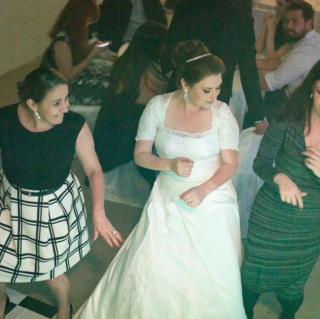 festa, dançar, quattro fotografias