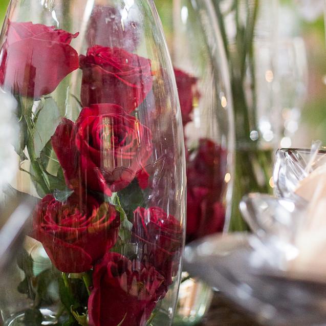 Flores para casamento - rosas - Quattrofotografias