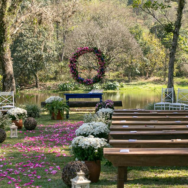 Quattro Fotografias - Flores para casamento