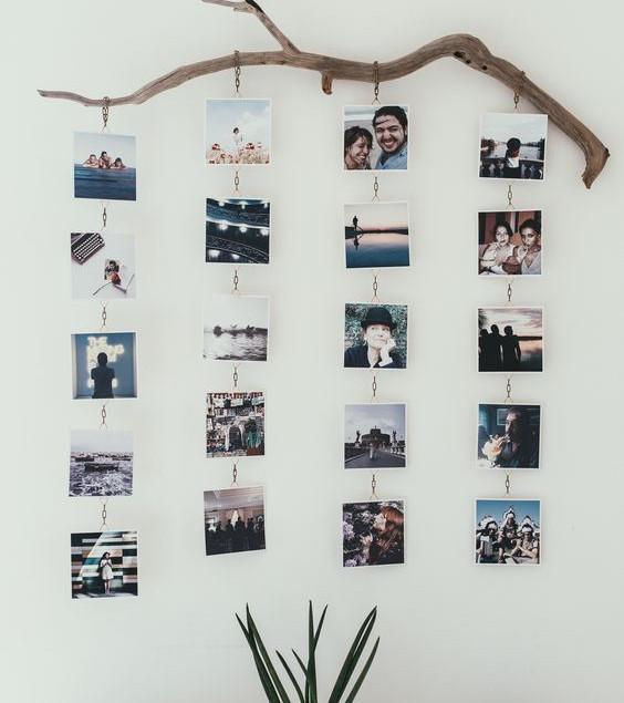 decorar com fotos dicas da Quattro Fotografias