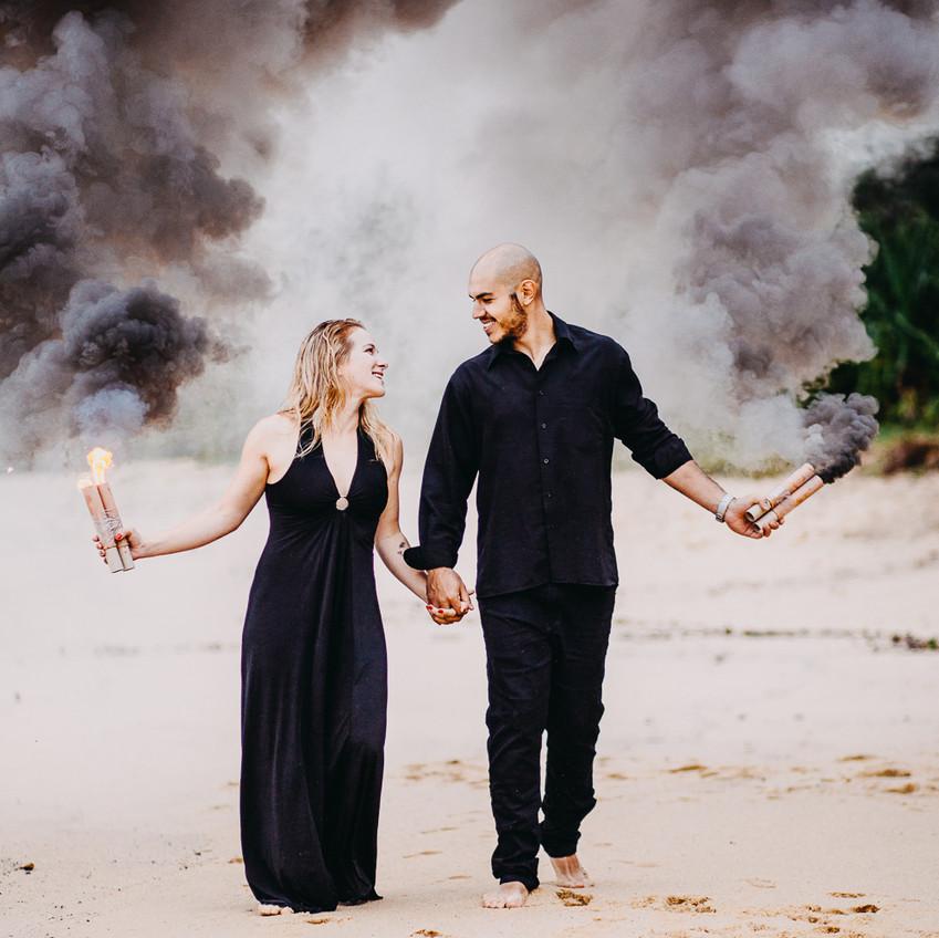 Pré wedding Quattro Fotografias, casar na praia