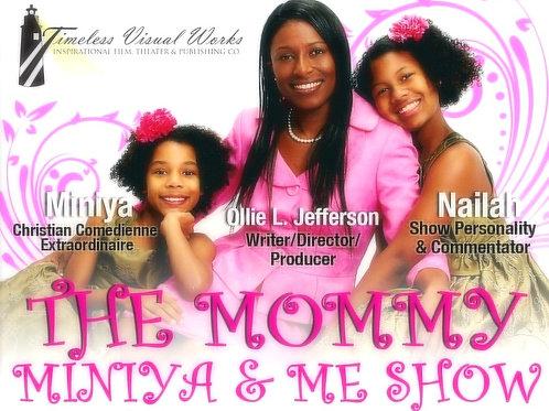 THE MOMMY MINIYA & ME SHOW:  EXPERIENCE on DVD