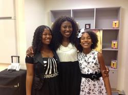 Ollie L. Jefferson & Daughters