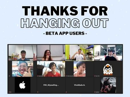 Scratchbac Zoom Hangouts