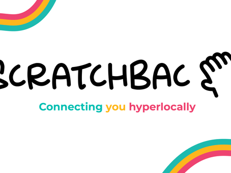 Why are we building Scratchbac - The GeoSocial (Media) App
