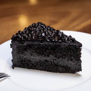 Blackout Chocolate Cake