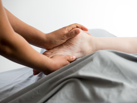 How To Relieve Plantar Fasciitis With Massage And Stretching