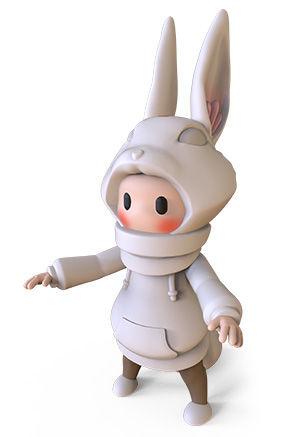 diseño 3d bunny 3