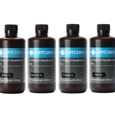 Botellas de Resina para Impresora 3D