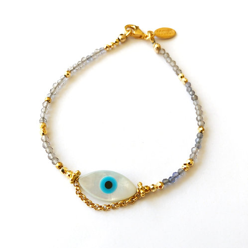 """Armband """"Yeux Deluxe"""