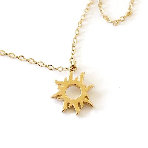 "Kette "" little Sunshine """