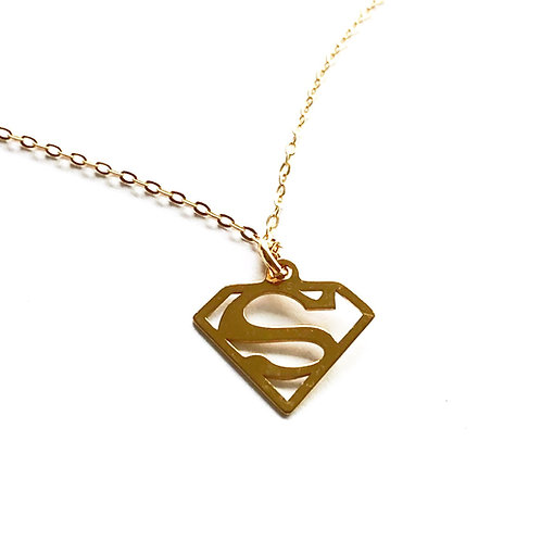 """Kette """" Supergirl """""""