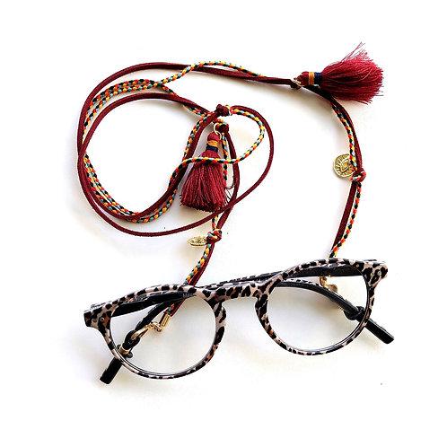 """Brillen/Maskenkette """"BOHOGIRL"""""""