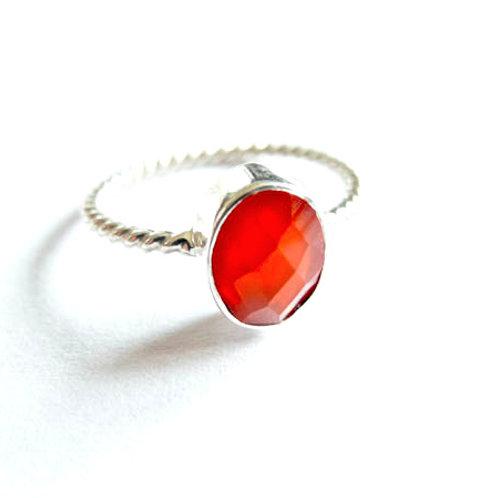 "Ring ""Karneol"""