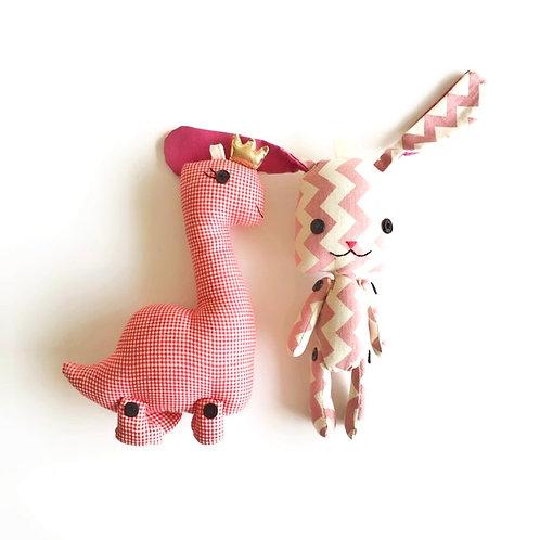 """Puppen """"Lotte und Frida"""""""