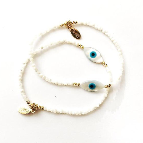 """Sea Breeze "" Armband Yeux oder Ring Yeux"