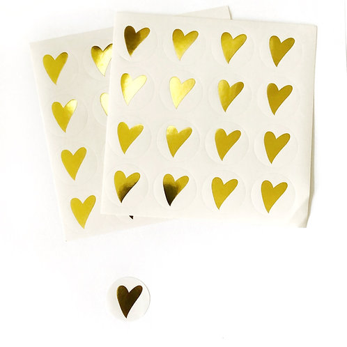 "Sticker "" Heart"