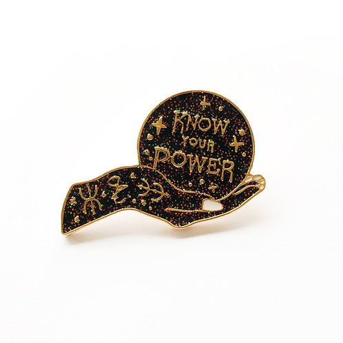"""Pin """" Know your Power """""""