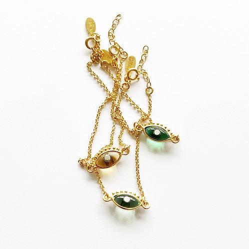"""Armband """" Terra """" Silber 925 vergoldet"""