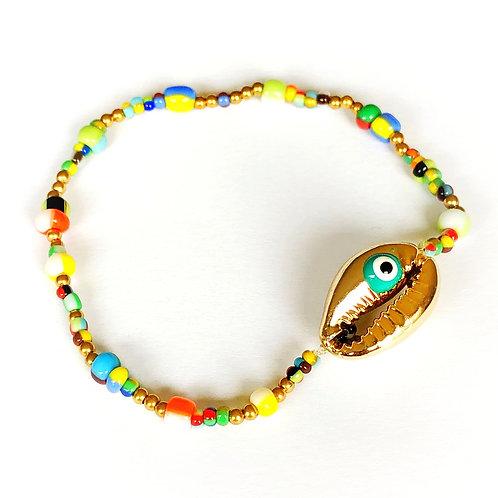 "Armband ""Candyland"" mit Auge"