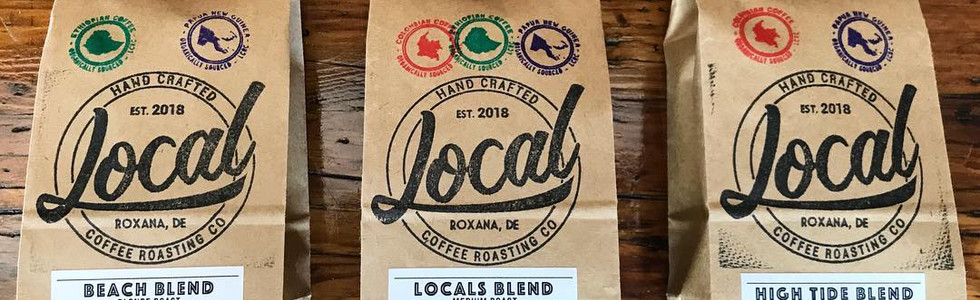 #10 Bag of Coffee from Local Coffee Roasting Co.