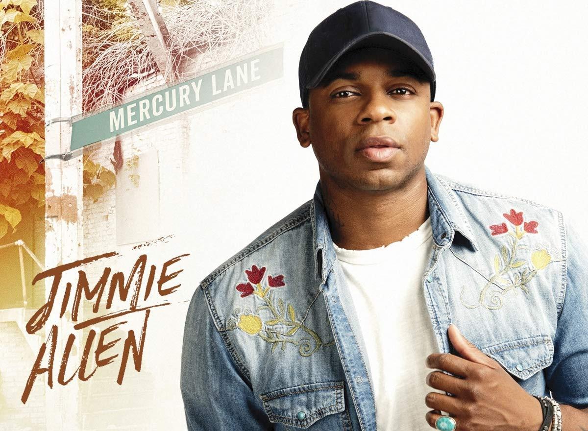 #3 Jimmie Allen CD