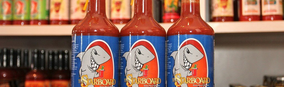 #1 Starboard Bloody Mary Mix