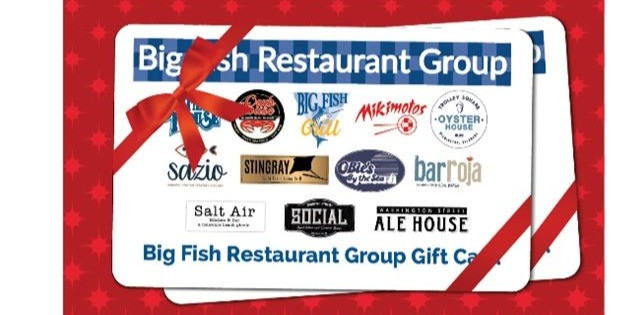 #7 Gift Card to Their Favorite Restaurant