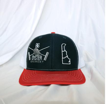 #4 Big Oyster Delaware Hat