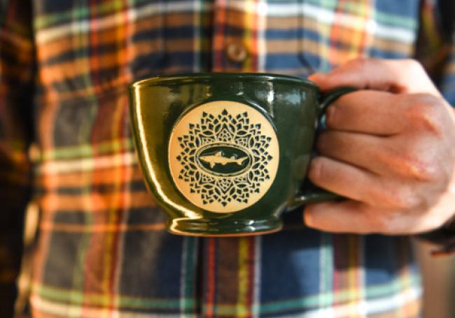 #2 Dogfish Limited Edition Holiday Mug