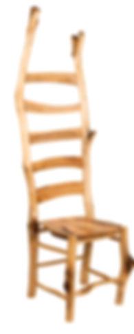 Post & Rung Chair