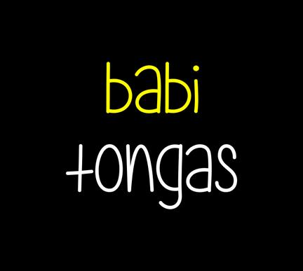 CARTÃO DE VISITAS BABITONGAS
