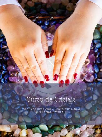 CURSO DE CRISTAIS