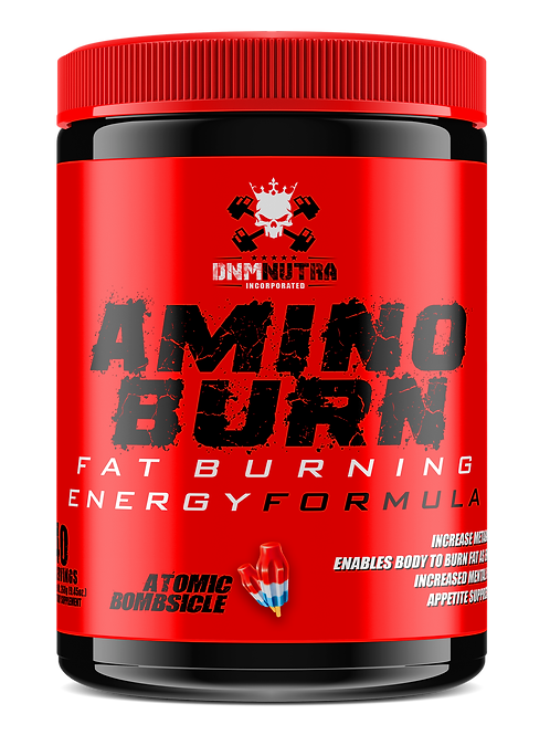 Amino Burn - Everyday Fatburner