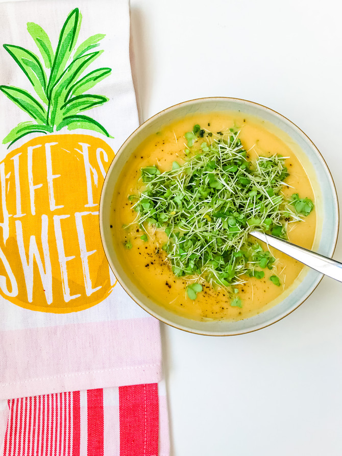 EAT YOUR VEGGIES (or soup 'em!)