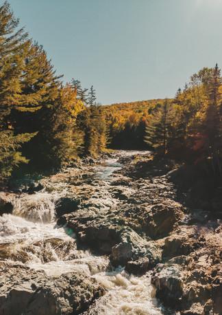 Elgin Brook Falls