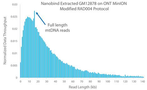 Full Length mtDNA Reads