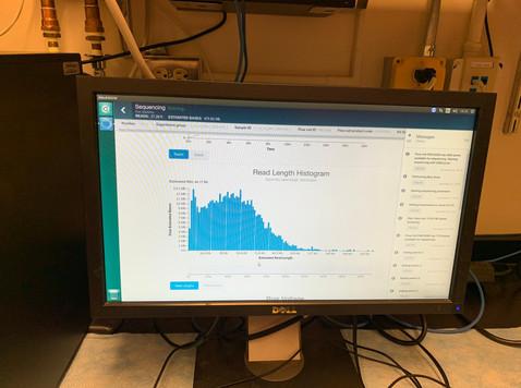 Automated Nanobind HG002 Extractions on ONT Promethion