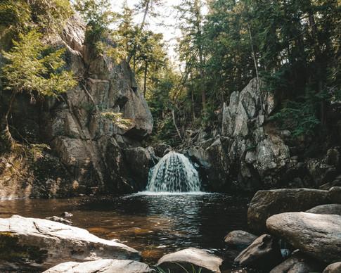 Three Pools Falls