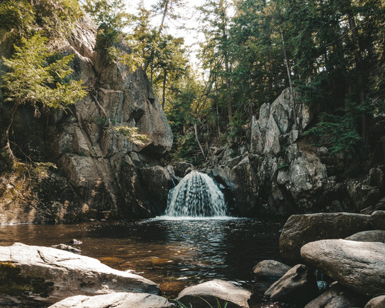 Three Pools Falls