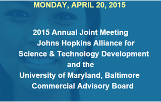 2015 JHU Alliance for Science and Technology Development